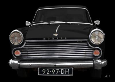 Morris Oxford Series V (1959-1961) Poster for sale