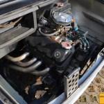 Simca Abarth Motorraum