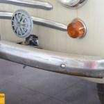 Renault 4CV Hupe aussen