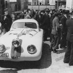 BMW 328 Touring Coupé in Le Mans 1939