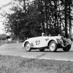 BMW 328 während der 24 Stunden von Le Mans 1939