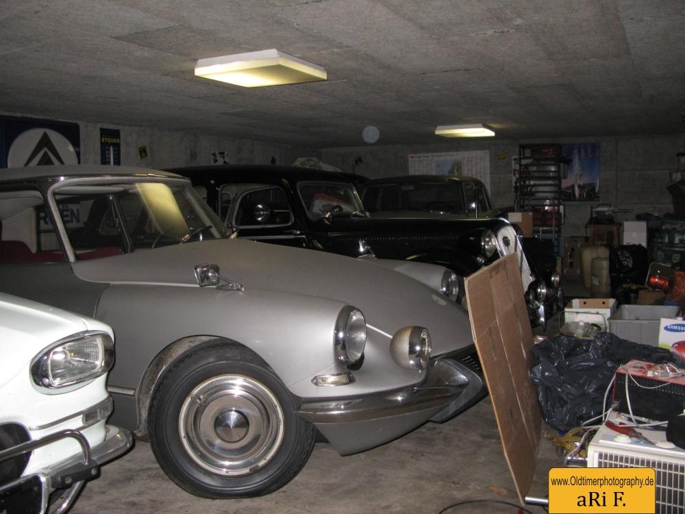 Citroen DS 1955–1967