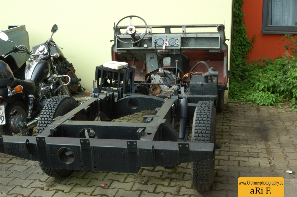 Land Rover Typ Serie?