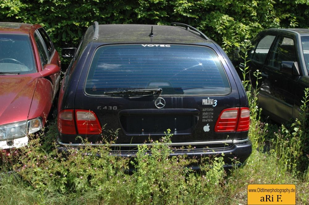 Mercedes-Benz S 210 (1996–2002)