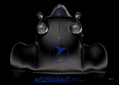 Messerschmitt KR 200 Super by aRi F. in Langenargen