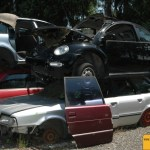 VW Beetle und Audi 80