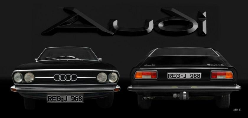 Audi 100 Coupe S zu verkaufe