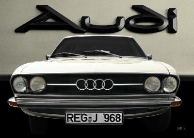 Audi 100 Coupe S Reparaturanleitung