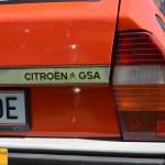 Citroen GSA X1 Heckdetailansicht