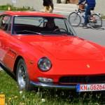 Ferrari 330 GT 2+2, Mk 2 Baujahr 1966 Von 1965 bis 1967 wurden 460 Fahrzeuge gebaut