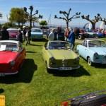 3 Glas Goggomobil Coupes und Cabriolet