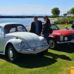 VW Käfer und Mercedes-Benz SL Pagode W 113 (1963–1971)