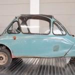 Heinkel Kabine Typ 150 1956–1957