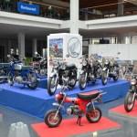 Klassikwelt Bodensee Motorrad Messestand