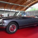 Klassikwelt Bodensee mit Citroen DS Cabriolet im Vordergrund