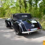 Lagonda LG6 Rapid Baujahr 1939 Team Thiesen
