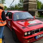 Lancia Delta HF Integrale sedici 211 PS Baujahr 1993 Team sv-Tauber