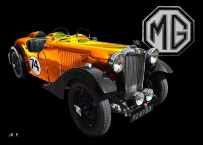 MG VA Tourer Le Mans