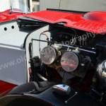 MG VA Tourer Motoransicht 1,548cc