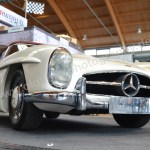 Mercedes-Benz 300 SL Roadster W 198 (1954-1963)