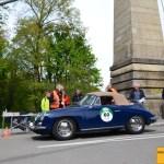 Porsche 356 B T6 Cabriolet Baujahr 1963 Team Prof. Dr. Thomas Zeller