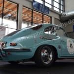 Porsche 356 im Porsche Krämer Ralley-Look