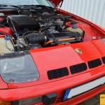 Porsche 924 Carrera GTS Motoransicht