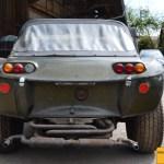 VW Buggy APAL Jet Heckansicht
