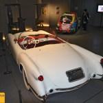 Chevrolet Corvette C1 Baujahr 1954 im Museum Art & Cars in Singen