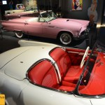 Chevrolet Corvette C1 und Ford Thunderbird