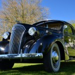 Chevrolet Master Coupe 1937 Frontansicht