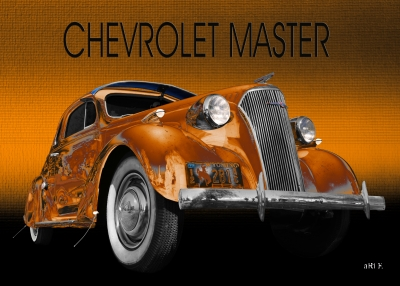 Chevrolet Master Business Coupe 1937