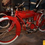 Indian Four im Museum Art & Cars in Singen