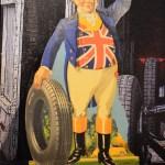John Bull Tires Advertising