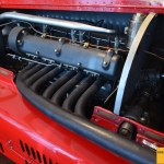 Maserati 4 CL 4-Zylinder 15oo cm³ Motor
