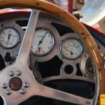 Maserati 4 CL Armaturentafel