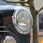 Mercedes-Benz 190 Db Ponton W 121 mit Frontscheinwerfer und Nebelscheinwerfer unten