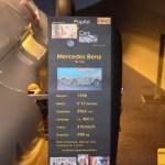 Mercedes-Benz Silberpfeil W 154 technische Daten