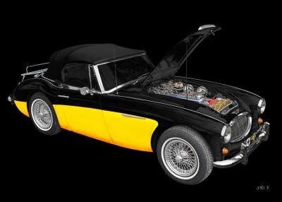 Austin-Healey 3000 Mk II BN7