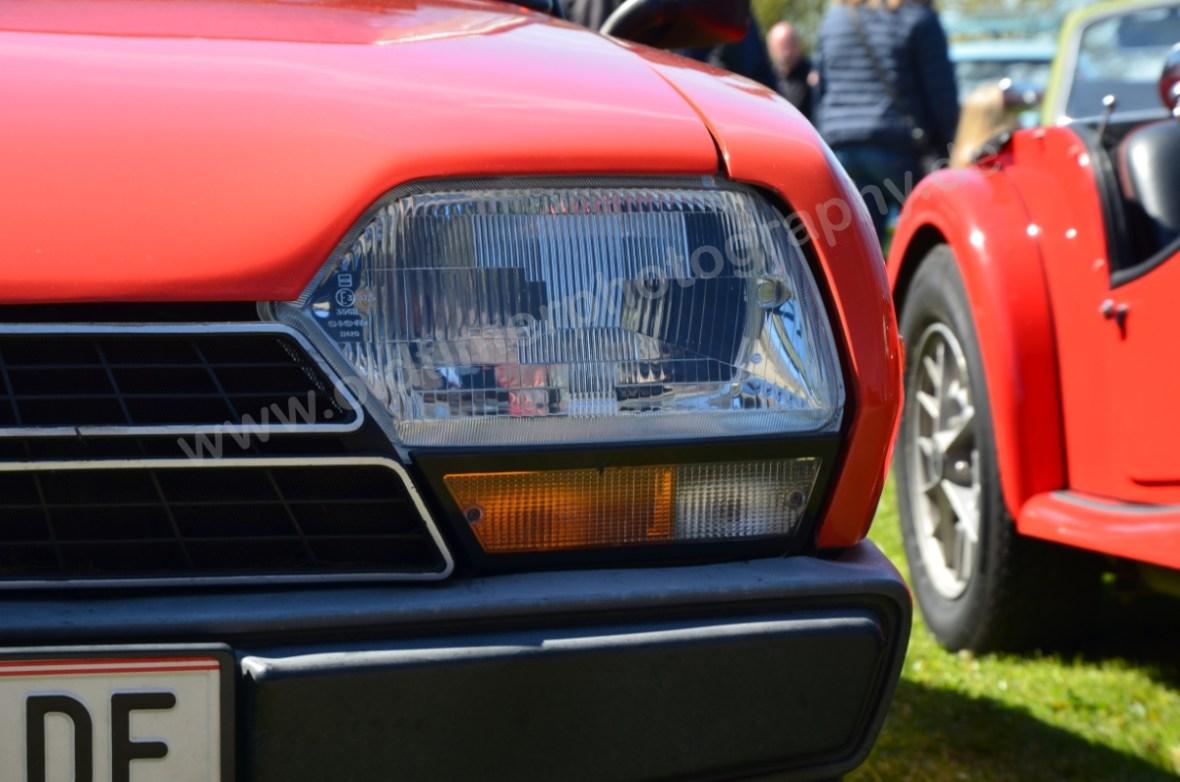 Citroen GSA Scheinwerfer