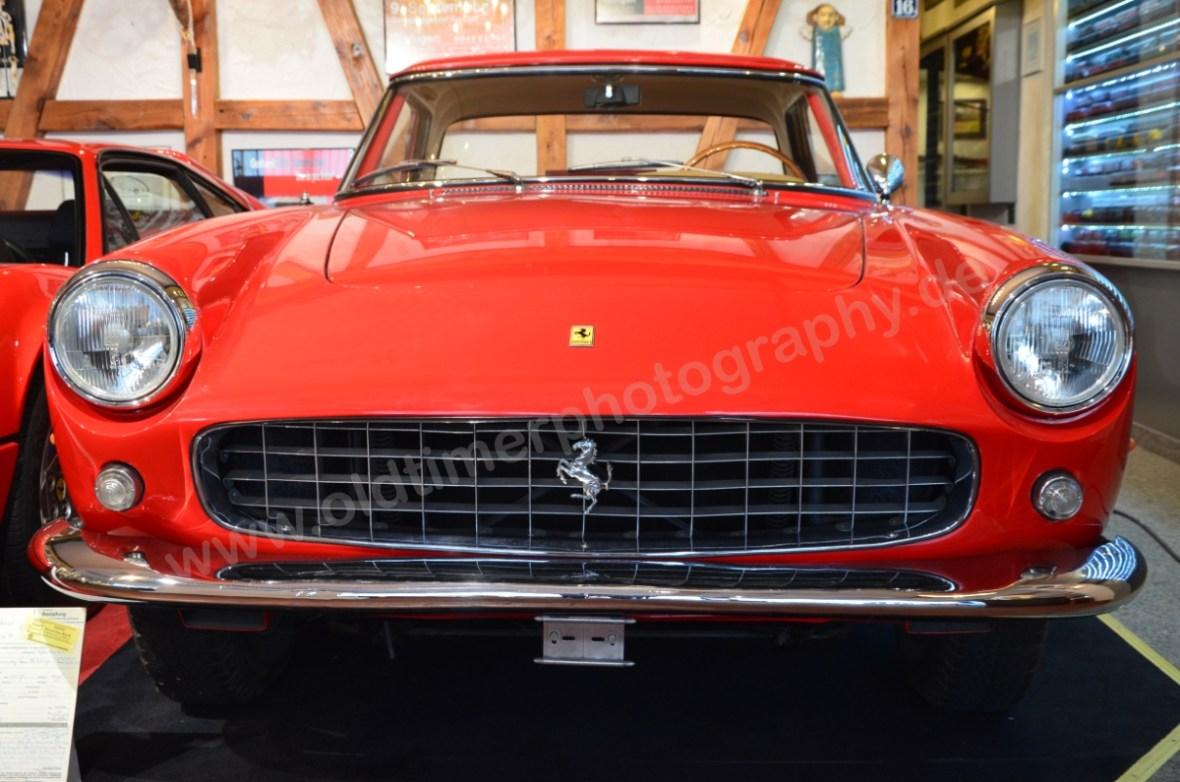 Ferrari 208 GT Pininfarina Coupe Bj. 1960