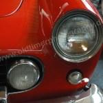 Ferrari 250 GT 2+2 Detailansicht Scheinwerfer