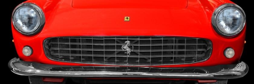Ferrari 250 GT von 1960 als Poster