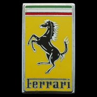 Logo Ferrari California ab 2008