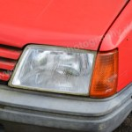 Peugeot 205 GRD Scheinwerfer