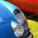 Renault Alpine A110 Frontansicht Detail