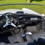 Alfa Romeo 2600 Spider Innenraum Armaturen