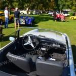 Alfa Romeo 2600 Spider Interieur