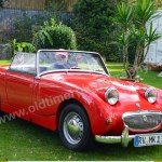 Austin-Healey Mark I 1958-1961