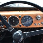 Beardmore Mk 7 Paramount Taxi Armaturentafel